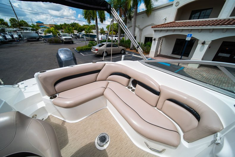 Thumbnail 11 for Used 2013 Hurricane SunDeck SD 2200 OB boat for sale in West Palm Beach, FL