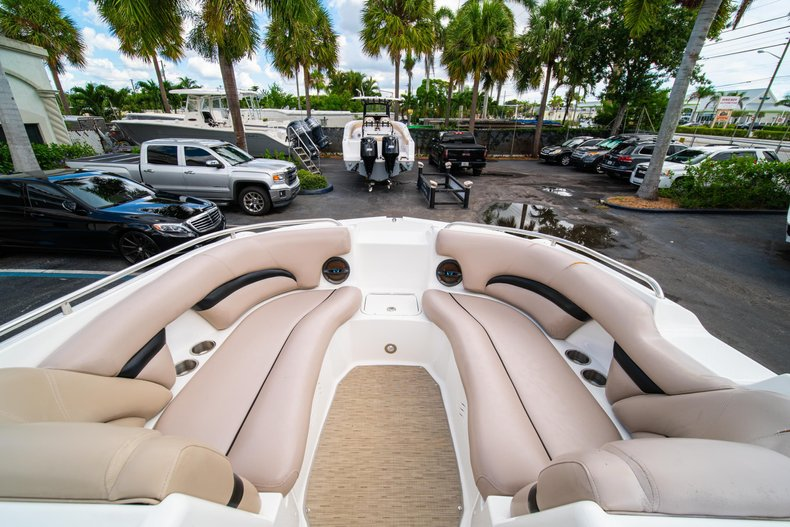 Thumbnail 32 for Used 2013 Hurricane SunDeck SD 2200 OB boat for sale in West Palm Beach, FL