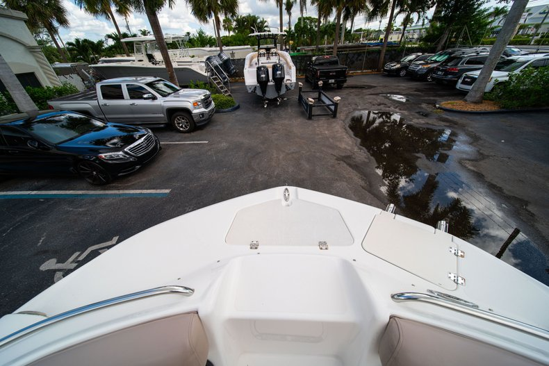 Thumbnail 39 for Used 2013 Hurricane SunDeck SD 2200 OB boat for sale in West Palm Beach, FL