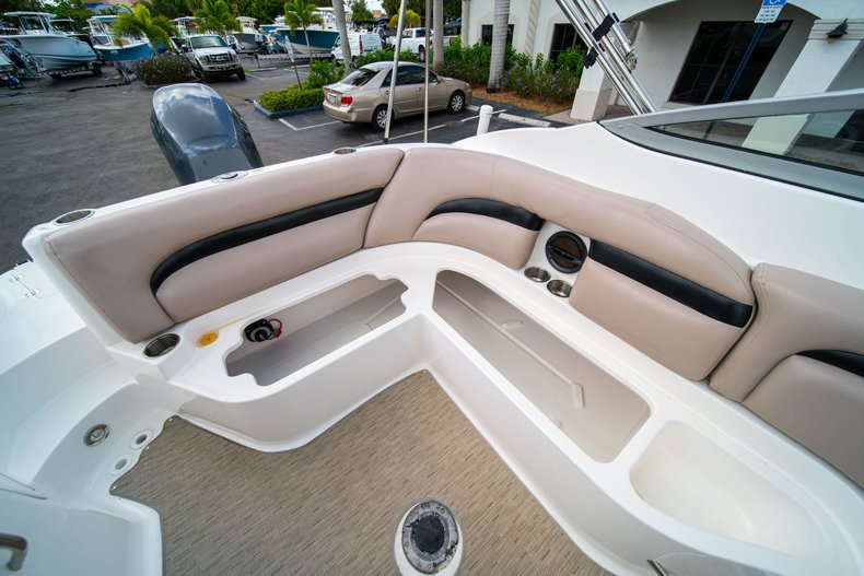 Thumbnail 12 for Used 2013 Hurricane SunDeck SD 2200 OB boat for sale in West Palm Beach, FL