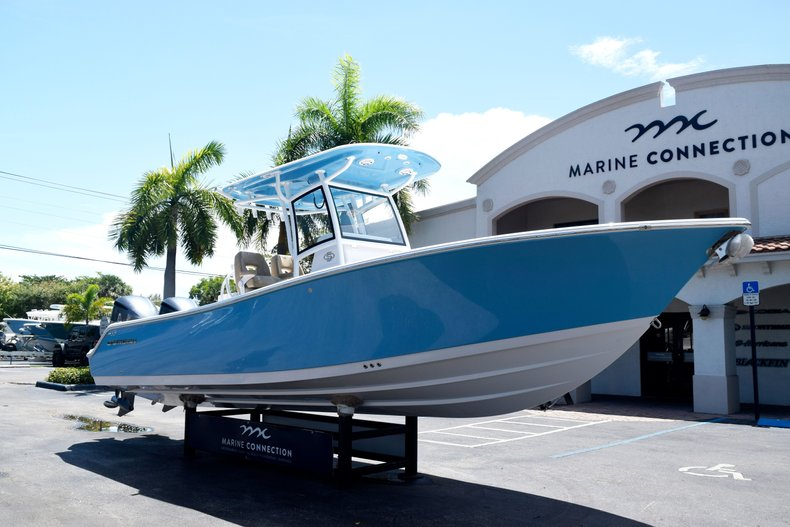 Thumbnail 1 for New 2020 Sportsman Open 282 Center Console boat for sale in West Palm Beach, FL