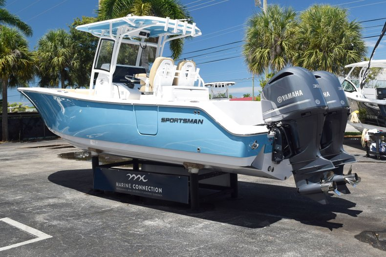 Thumbnail 5 for New 2020 Sportsman Open 282 Center Console boat for sale in West Palm Beach, FL