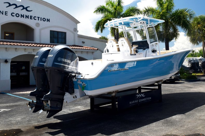 Thumbnail 6 for New 2020 Sportsman Open 282 Center Console boat for sale in West Palm Beach, FL