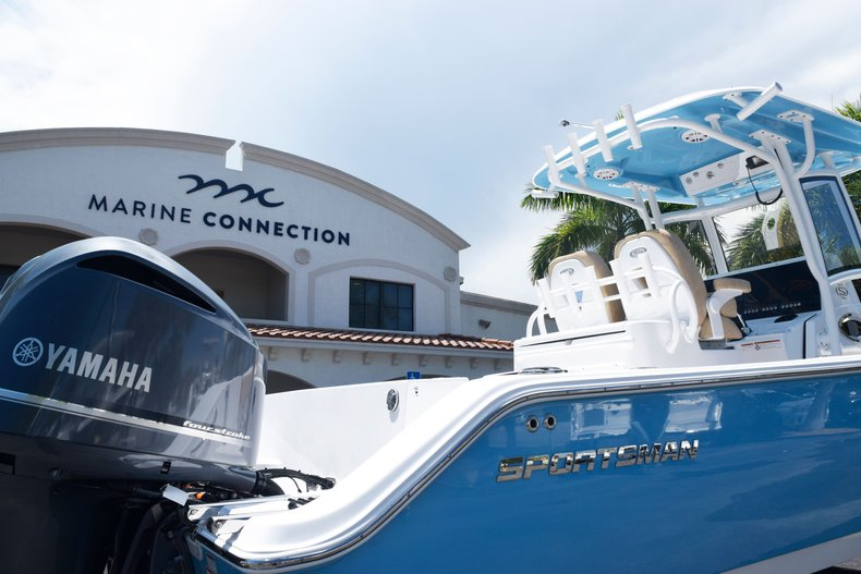 Thumbnail 9 for New 2020 Sportsman Open 282 Center Console boat for sale in West Palm Beach, FL