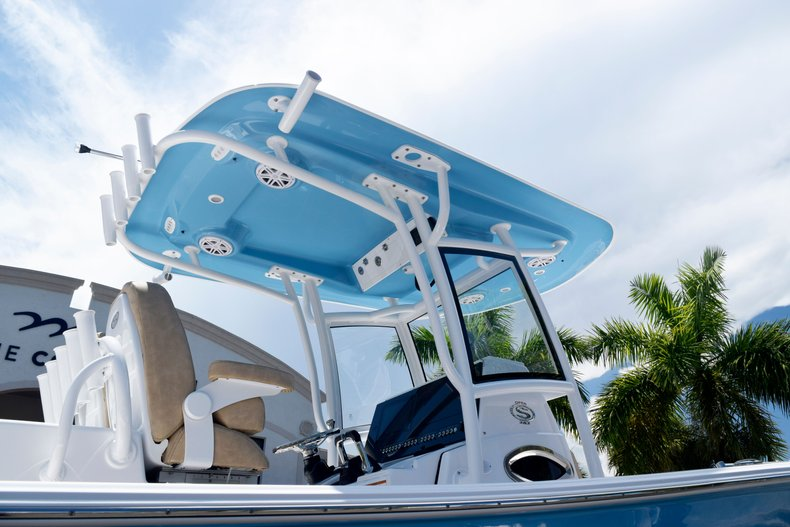 Thumbnail 8 for New 2020 Sportsman Open 282 Center Console boat for sale in West Palm Beach, FL