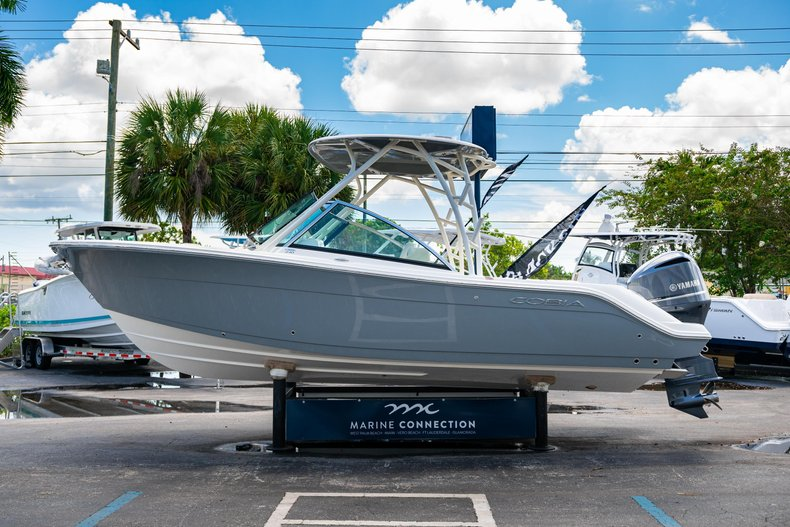 Image 4 for 2020 Cobia 240 Dual Console in West Palm Beach, FL