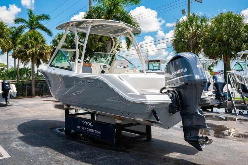 Image 5 for 2020 Cobia 240 Dual Console in West Palm Beach, FL