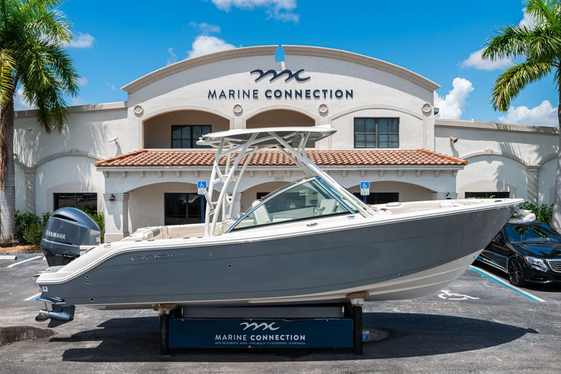Image 0 for 2020 Cobia 240 Dual Console in West Palm Beach, FL