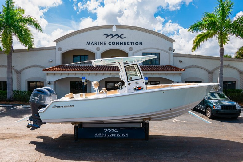 Thumbnail 0 for New 2020 Sportsman Open 252 Center Console boat for sale in West Palm Beach, FL