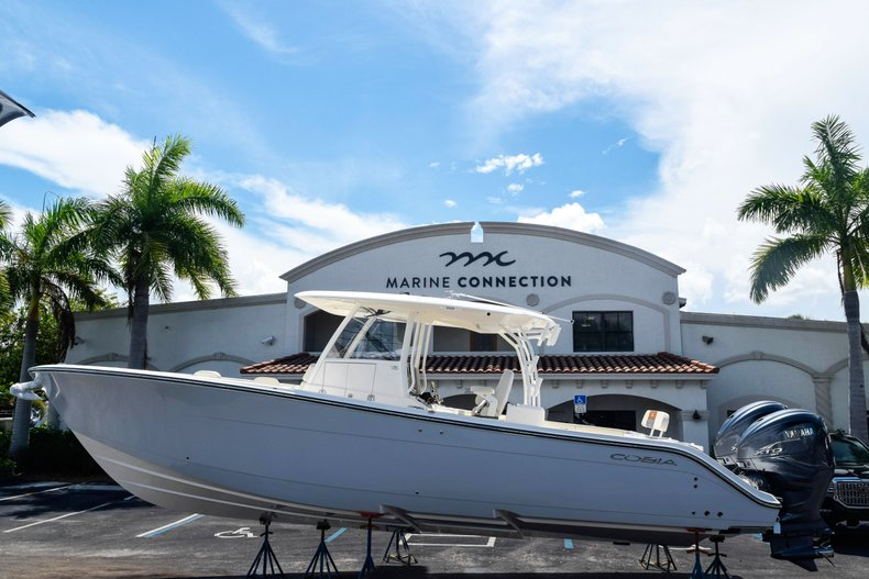 Image 0 for 2020 Cobia 350 Center Console in West Palm Beach, FL
