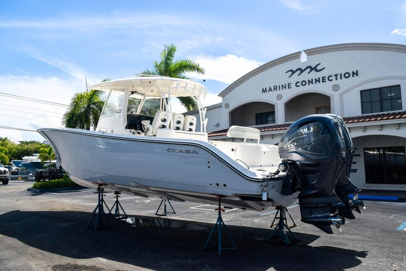 Image 1 for 2020 Cobia 350 Center Console in West Palm Beach, FL