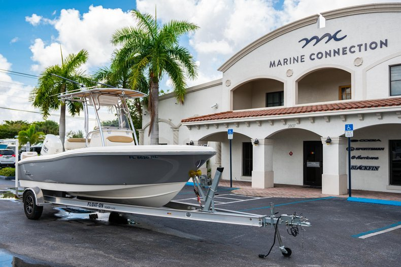 Thumbnail 1 for Used 2017 Pioneer Sportfish 202 boat for sale in West Palm Beach, FL