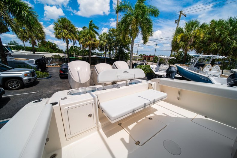 Thumbnail 13 for New 2020 Cobia 350 Center Console boat for sale in West Palm Beach, FL