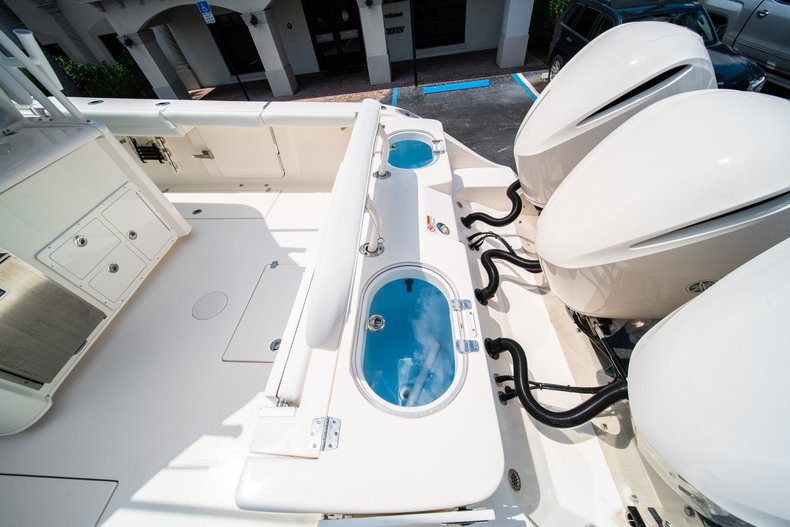 Thumbnail 9 for New 2020 Cobia 350 Center Console boat for sale in West Palm Beach, FL