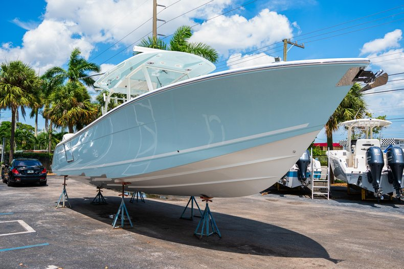 Thumbnail 5 for New 2020 Cobia 350 Center Console boat for sale in West Palm Beach, FL