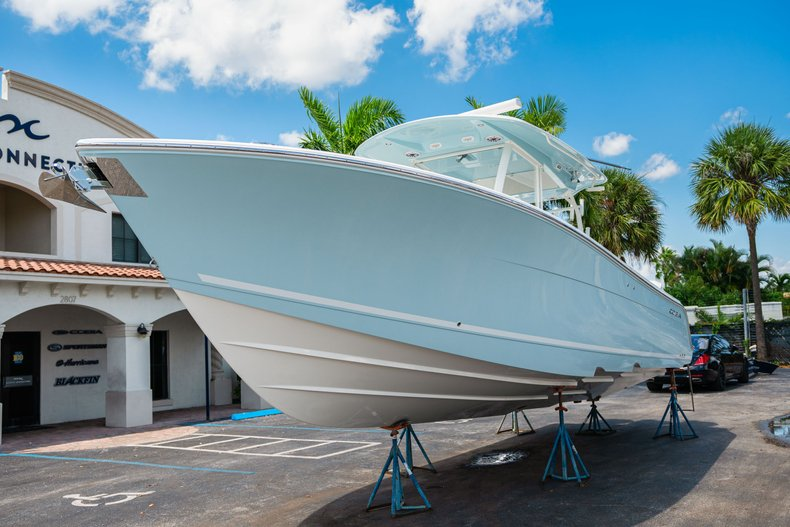 Thumbnail 7 for New 2020 Cobia 350 Center Console boat for sale in West Palm Beach, FL