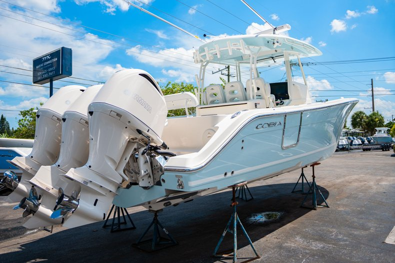 Thumbnail 3 for New 2020 Cobia 350 Center Console boat for sale in West Palm Beach, FL