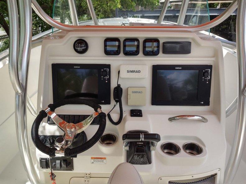 Thumbnail 4 for Used 2012 Sailfish 3180CC boat for sale in Islamorada, FL