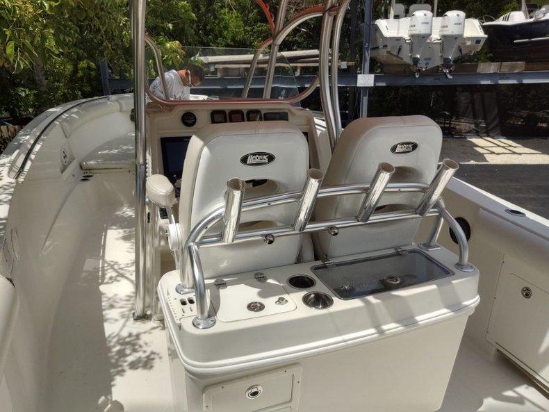 Thumbnail 3 for Used 2012 Sailfish 3180CC boat for sale in Islamorada, FL