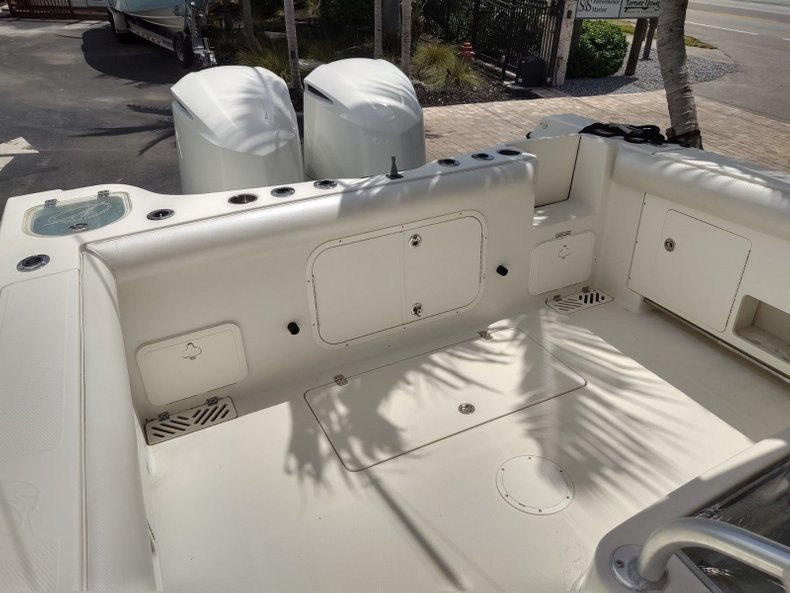 Thumbnail 2 for Used 2012 Sailfish 3180CC boat for sale in Islamorada, FL