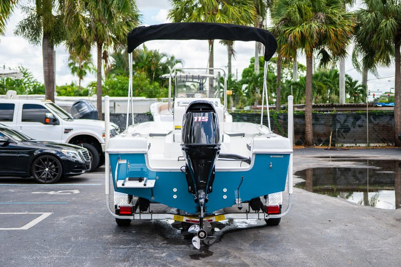 Thumbnail 6 for Used 2019 Clearwater 1900 CC boat for sale in West Palm Beach, FL