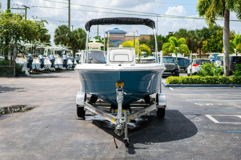 Thumbnail 2 for Used 2019 Clearwater 1900 CC boat for sale in West Palm Beach, FL