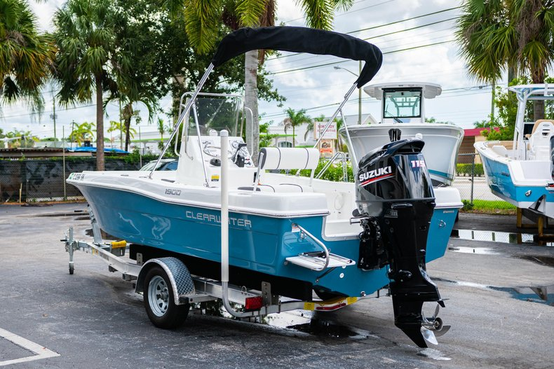 Thumbnail 5 for Used 2019 Clearwater 1900 CC boat for sale in West Palm Beach, FL