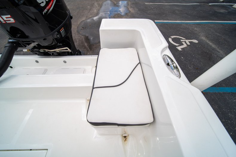 Thumbnail 9 for Used 2019 Clearwater 1900 CC boat for sale in West Palm Beach, FL