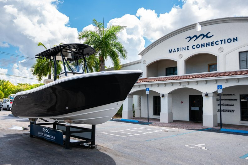 Thumbnail 1 for Used 2017 Cobia 220 Center Console boat for sale in West Palm Beach, FL
