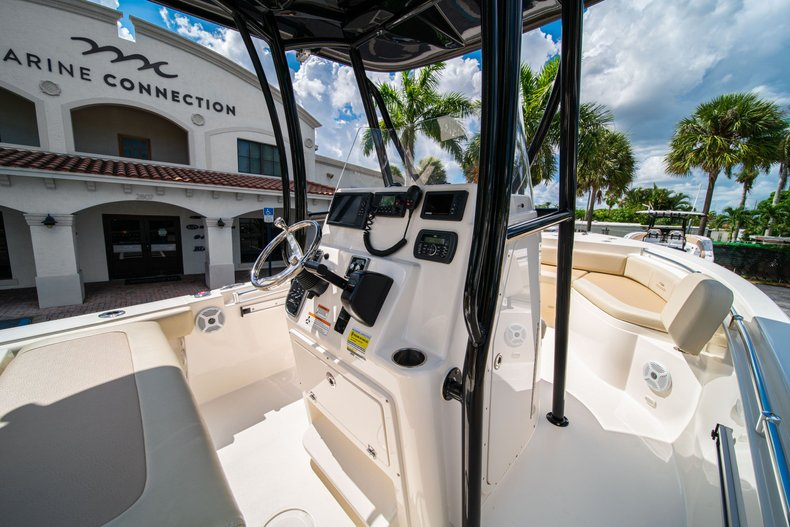 Thumbnail 18 for Used 2017 Cobia 220 Center Console boat for sale in West Palm Beach, FL