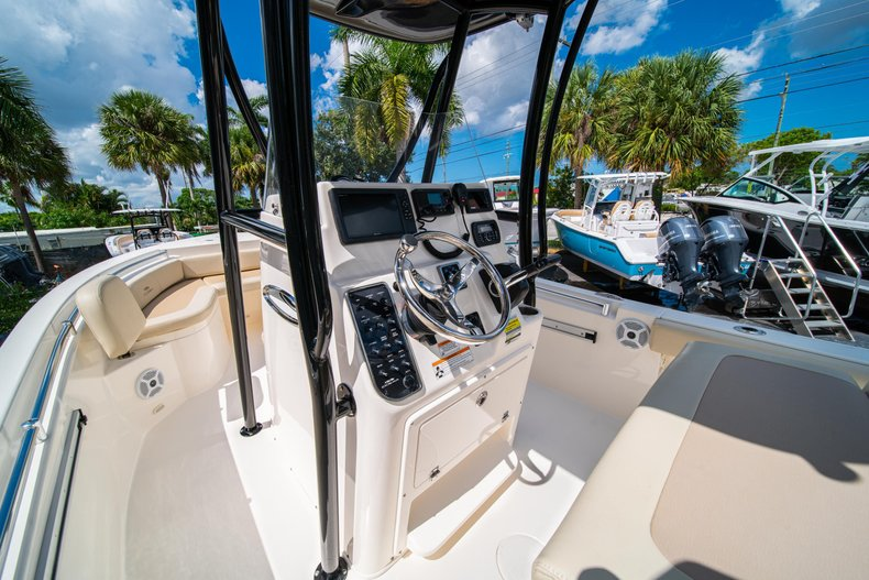 Thumbnail 22 for Used 2017 Cobia 220 Center Console boat for sale in West Palm Beach, FL