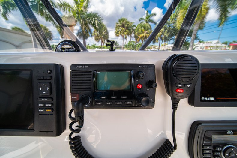 Thumbnail 20 for Used 2017 Cobia 220 Center Console boat for sale in West Palm Beach, FL