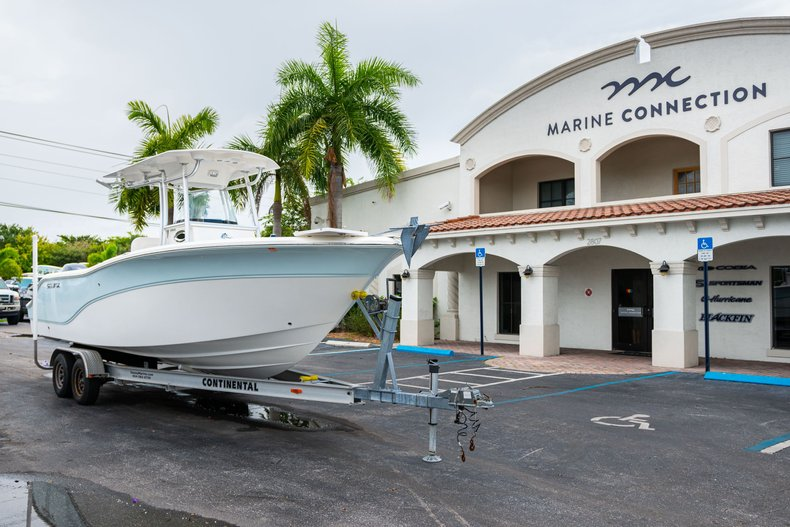 Thumbnail 1 for Used 2013 Sea Fox 256 Center Console boat for sale in West Palm Beach, FL