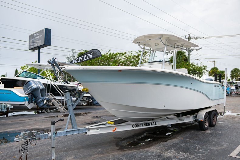 Thumbnail 3 for Used 2013 Sea Fox 256 Center Console boat for sale in West Palm Beach, FL