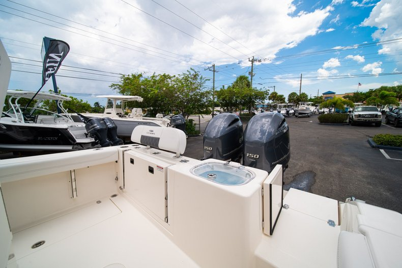 Thumbnail 11 for New 2020 Cobia 240 CC Center Console boat for sale in West Palm Beach, FL
