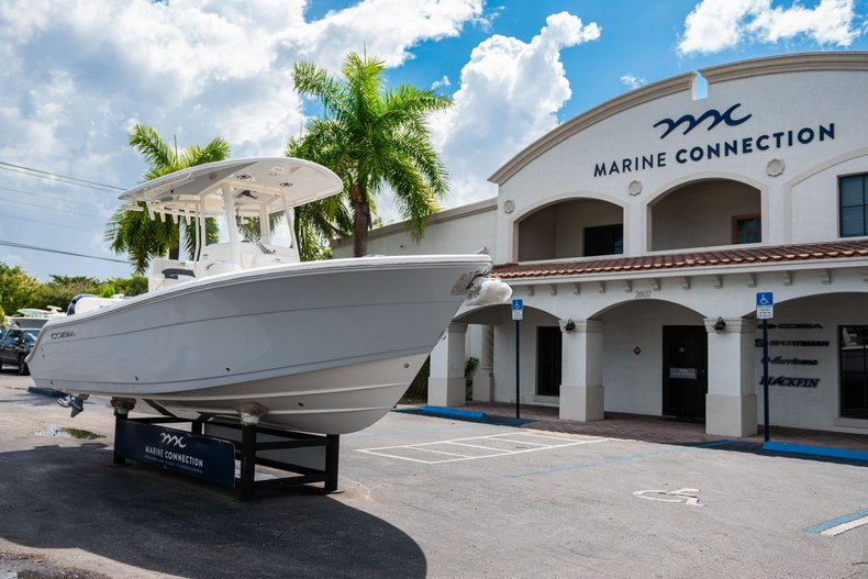 Thumbnail 1 for New 2020 Cobia 240 CC Center Console boat for sale in West Palm Beach, FL