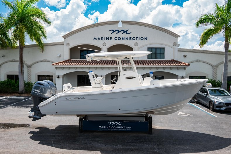 New 2020 Cobia 240 CC Center Console boat for sale in West Palm Beach, FL