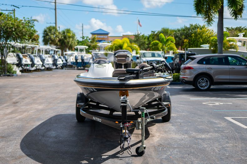 Thumbnail 2 for Used 2007 NITRO 482 Bass Boat boat for sale in West Palm Beach, FL