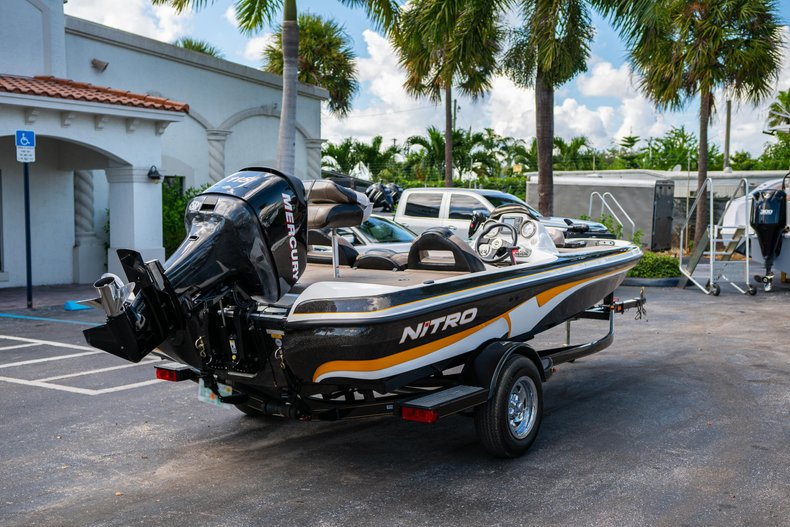 Thumbnail 7 for Used 2007 NITRO 482 Bass Boat boat for sale in West Palm Beach, FL