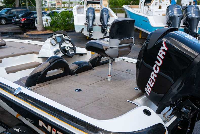 Thumbnail 9 for Used 2007 NITRO 482 Bass Boat boat for sale in West Palm Beach, FL