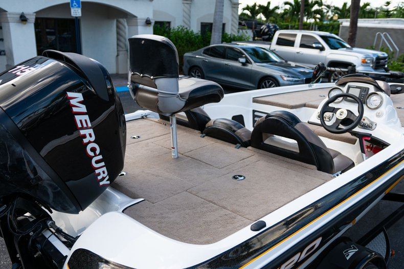 Thumbnail 8 for Used 2007 NITRO 482 Bass Boat boat for sale in West Palm Beach, FL