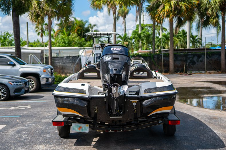 Thumbnail 6 for Used 2007 NITRO 482 Bass Boat boat for sale in West Palm Beach, FL