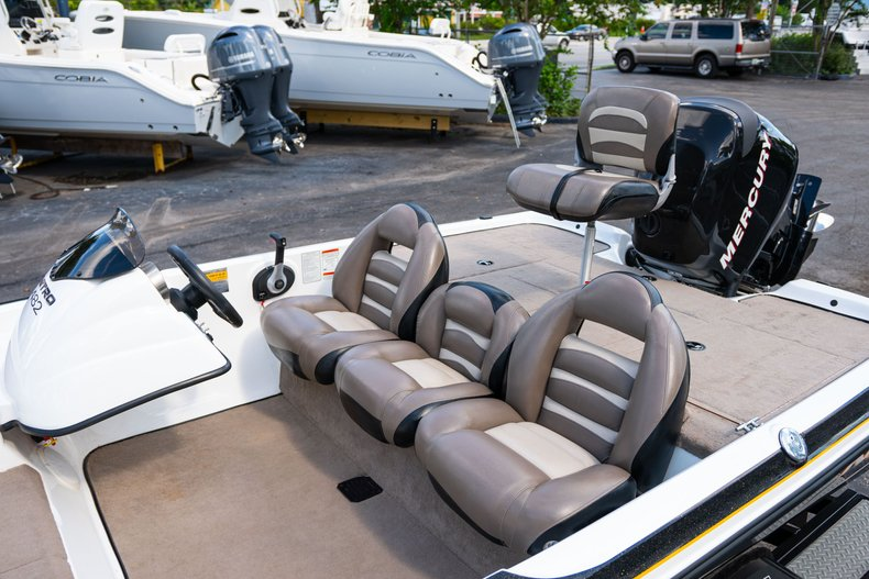 Thumbnail 15 for Used 2007 NITRO 482 Bass Boat boat for sale in West Palm Beach, FL