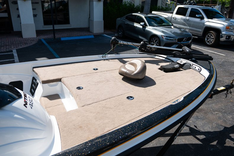 Thumbnail 16 for Used 2007 NITRO 482 Bass Boat boat for sale in West Palm Beach, FL