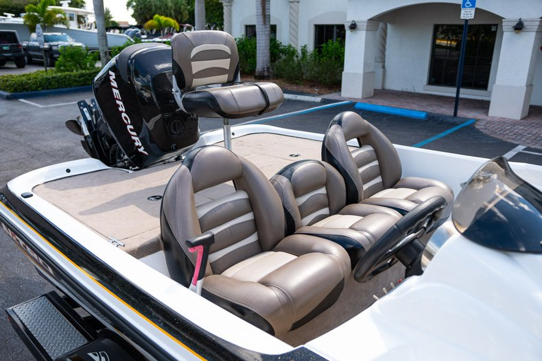 Thumbnail 14 for Used 2007 NITRO 482 Bass Boat boat for sale in West Palm Beach, FL
