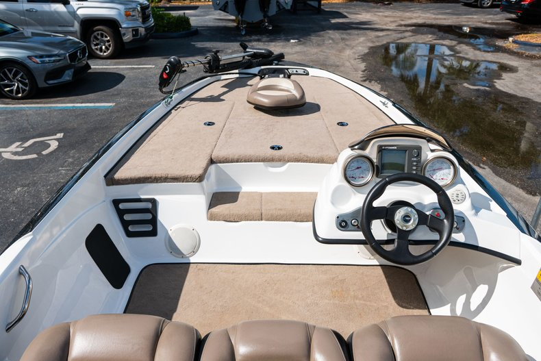 Thumbnail 17 for Used 2007 NITRO 482 Bass Boat boat for sale in West Palm Beach, FL