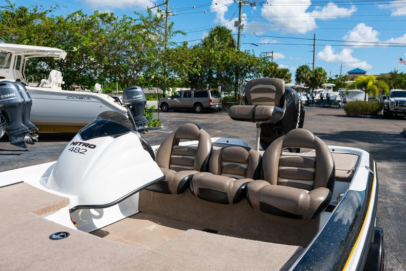 Thumbnail 21 for Used 2007 NITRO 482 Bass Boat boat for sale in West Palm Beach, FL
