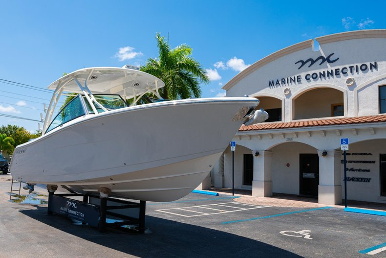 Thumbnail 1 for New 2020 Cobia 280 DC Dual Console boat for sale in West Palm Beach, FL