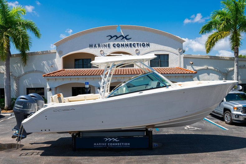 New 2020 Cobia 280 DC Dual Console boat for sale in West Palm Beach, FL