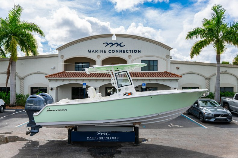 New 2020 Sportsman Open 252 Center Console boat for sale in West Palm Beach, FL